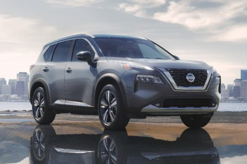 Look Closely: The 2021 Nissan Rogue Is Loaded With Invisible Tech