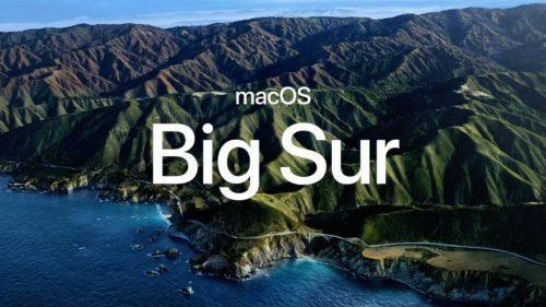 macOS Big Sur: Top 5 features