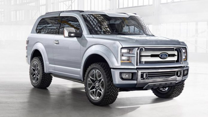 2021 Ford Bronco debuts on July 9