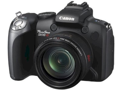Canon PowerShot SX10 IS Camera