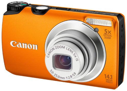 Canon PowerShot A3200 IS Camera