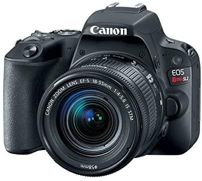 Canon EOS Rebel SL2 Camera