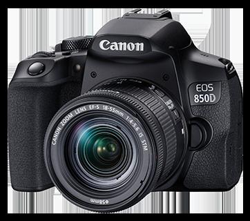Camera Canon EOS 850D DSLR