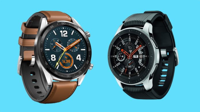 Huawei Mate Watch: Why it's Samsung that Huawei needs to target