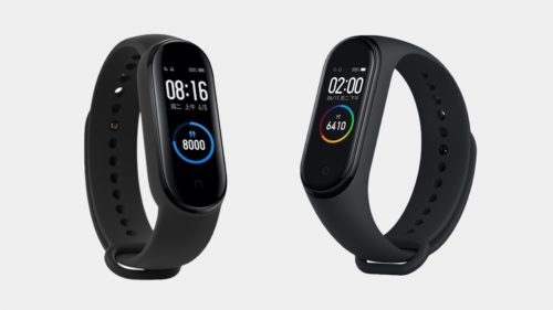 Xiaomi Mi Band 5 v Mi Band 4: Compare the differences