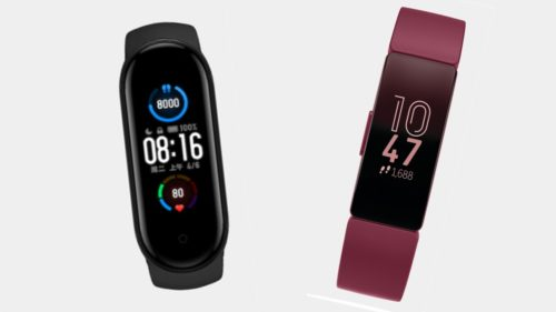 Xiaomi Mi Band 5 v Fitbit Inspire HR: Battle of the budget fitness trackers