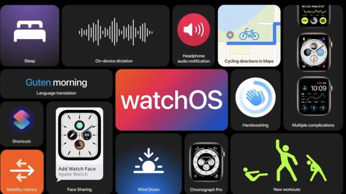 watchOS 7: ​Apple Watch gets native sleep tracking at WWDC