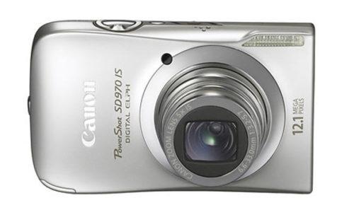 Canon PowerShot SD970 IS (Digital IXUS 990 IS) Camera