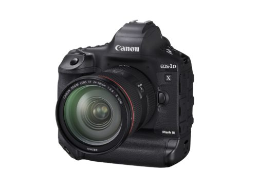 Camera Canon EOS-1D X Mark III