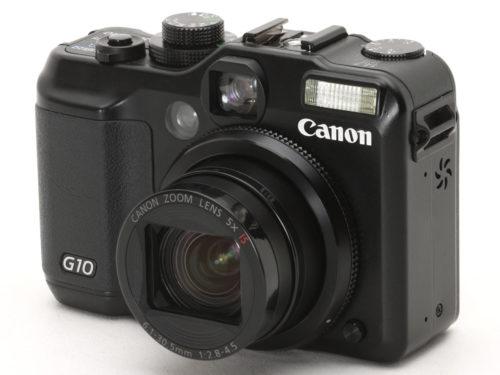 Canon PowerShot G10 Camera