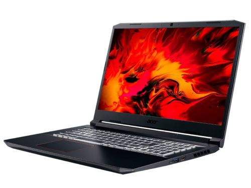 The 120 Hz display of the Nitro 5 only delivers poor response times – The Acer Nitro 5 AN517-52 in review
