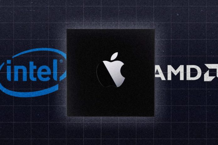 Four reasons why Apple is right to snub Intel and AMD