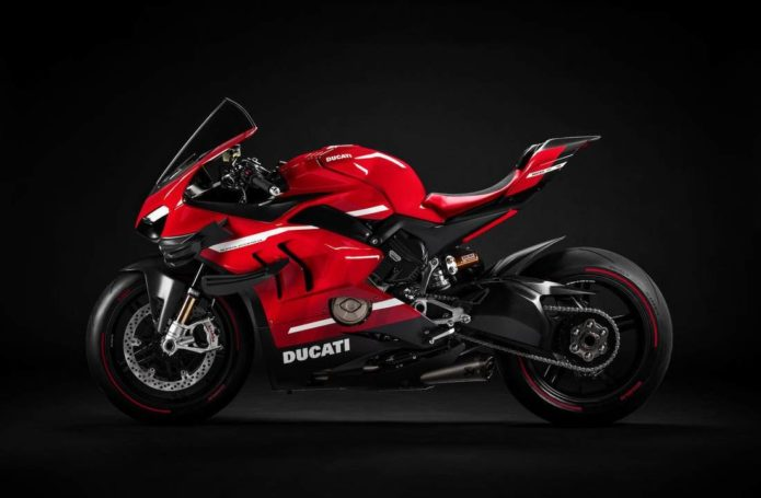 Ducati Superleggera V4 is the most powerful and most expensive Ducati ever