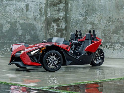 2020 Polaris Slingshot SL Video Review