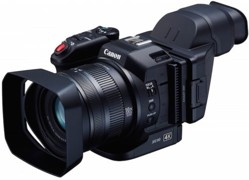 Canon XC10 Video Camera (Camcorder)