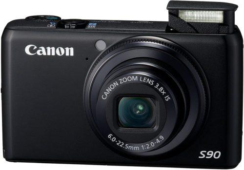 Canon PowerShot S90 Camera