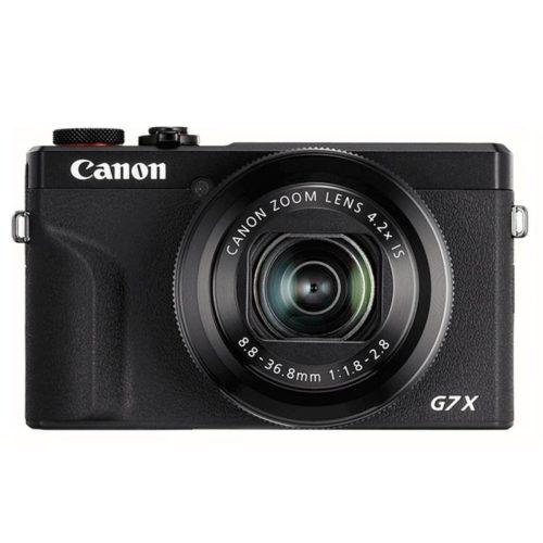 Camera Canon PowerShot G7 X Mark III