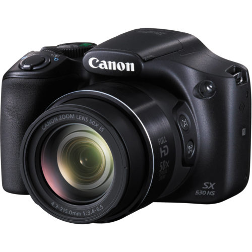 Canon PowerShot SX530 HS Camera