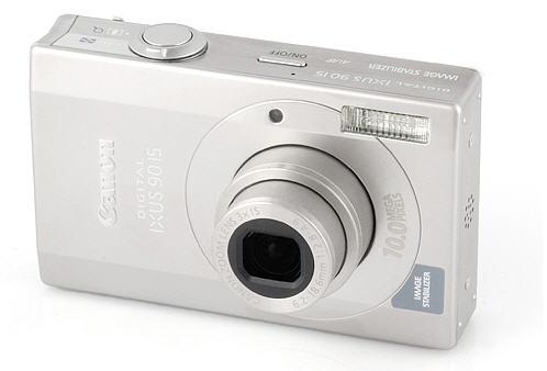 Canon PowerShot SD790 IS (Digital IXUS 90 IS) Camera