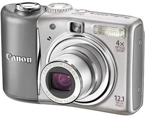 Canon PowerShot A1100 IS Camera