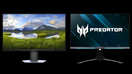 Acer Predator XB3 (XB273UGS) vs Dell S2719DGF – top dog or a budget champion?