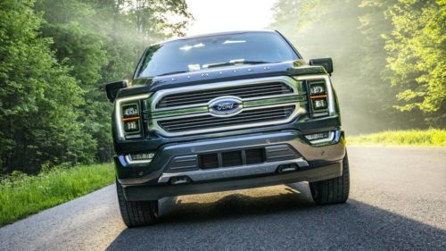 2021 Ford F-150 MPG Numbers Released By EPA, Diesel Is Missing