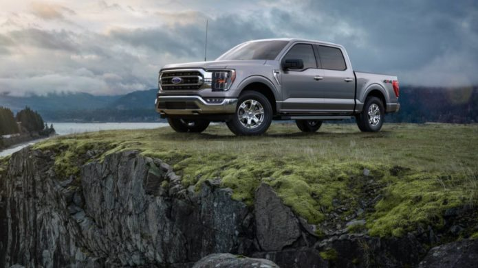 2021 Ford F-150 revealed: New hybrid, extra tech and more practicality