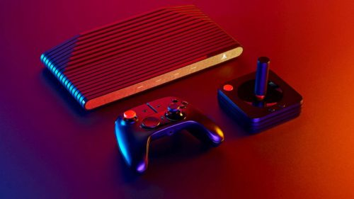 Atari VCS shipments may begin this summer