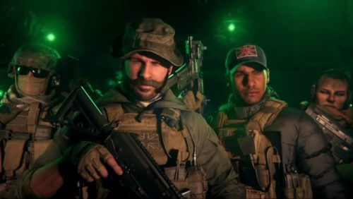 Activision delays Call of Duty: Modern Warfare's new season in respect of Black Lives Matter protests