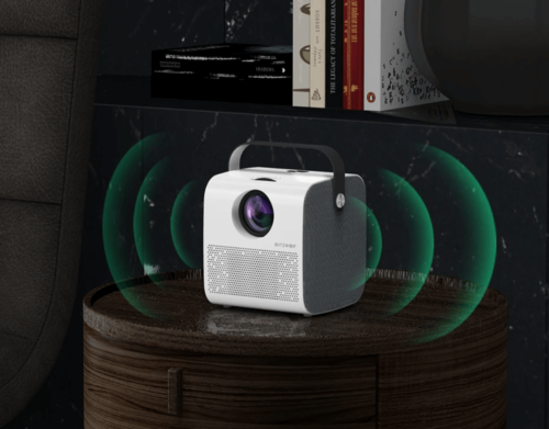 BlitzWolf BW-VP5 Review – Portable LCD Projector