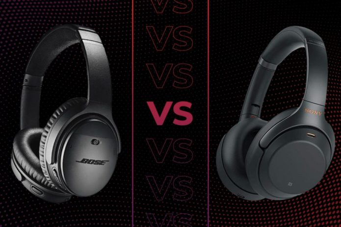 Bose QC 35 II vs Sony WH-1000XM3: Which headphones offer the best value?