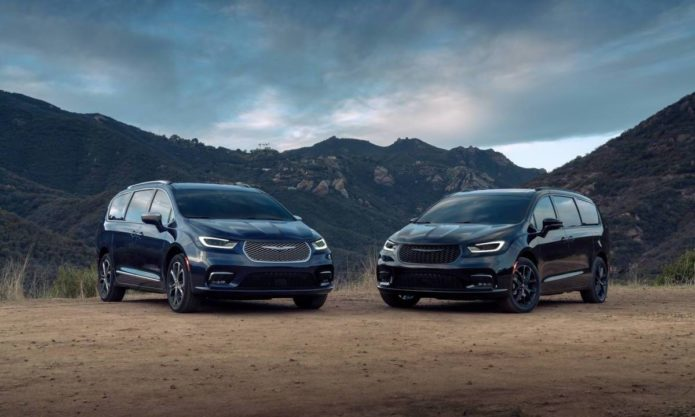 Chrysler recalls the Pacifica Hybrid minivan to address fire risks