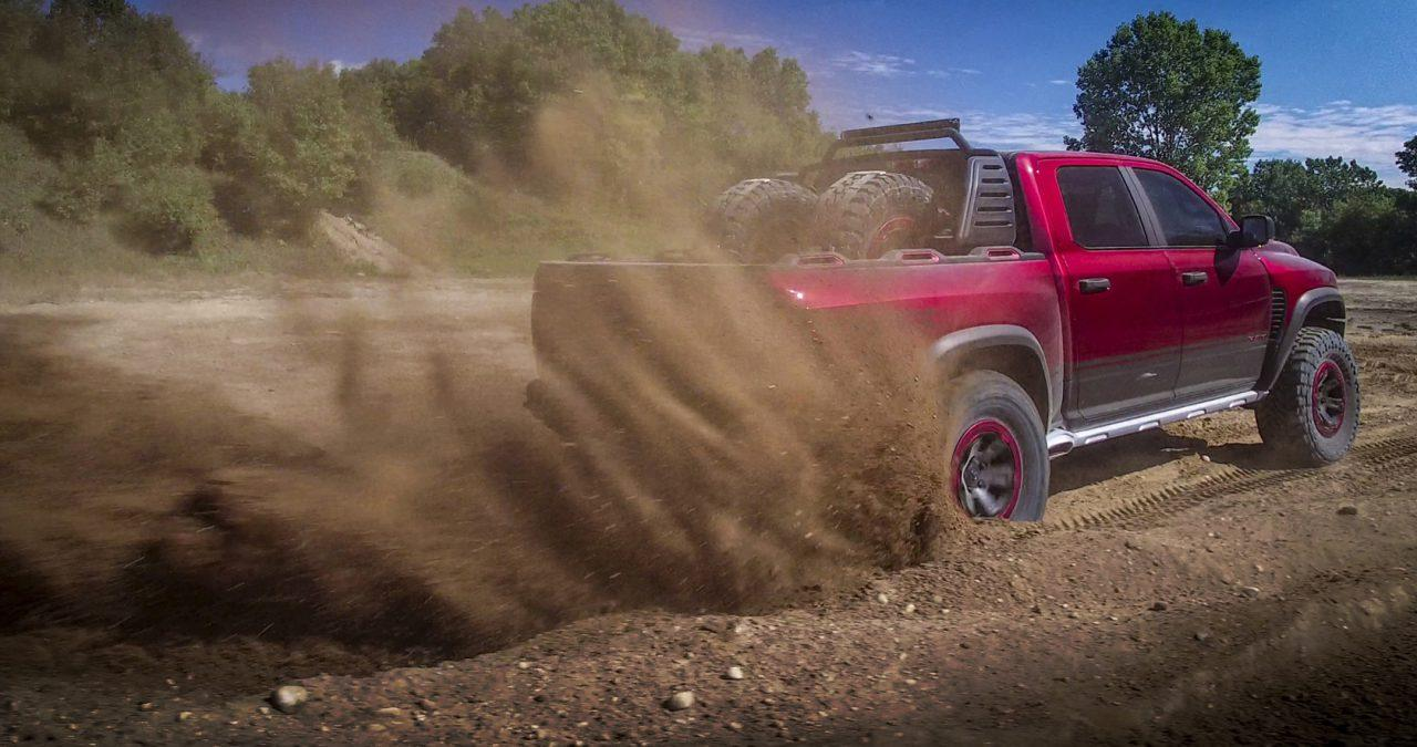 2021 Ram TRX debuts this summer with Hellcat-powered V8 engine