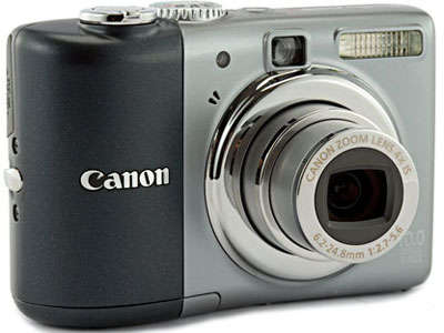 Canon PowerShot A1000 IS Camera