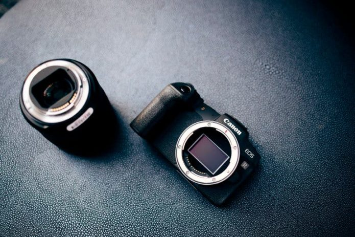 A Canon Pancake Lens for RF Cameras Would Rock, But We'd Like More