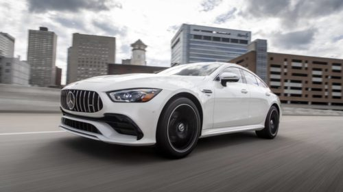 2021 Mercedes-AMG GT 43 arrives with a mean punch