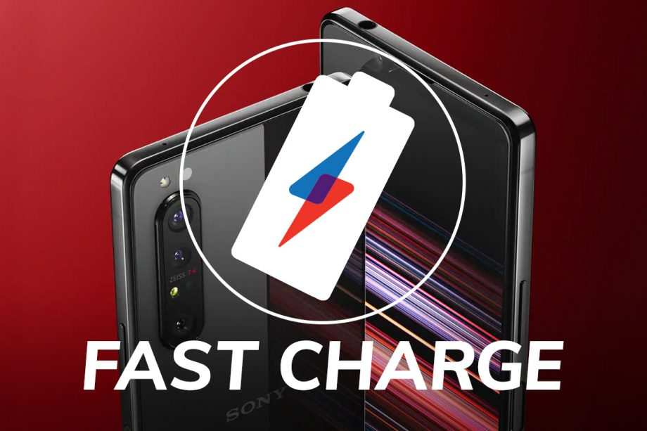 Fast Charge: Sony Xperia 1 II beats the Galaxy S20 in this one key area