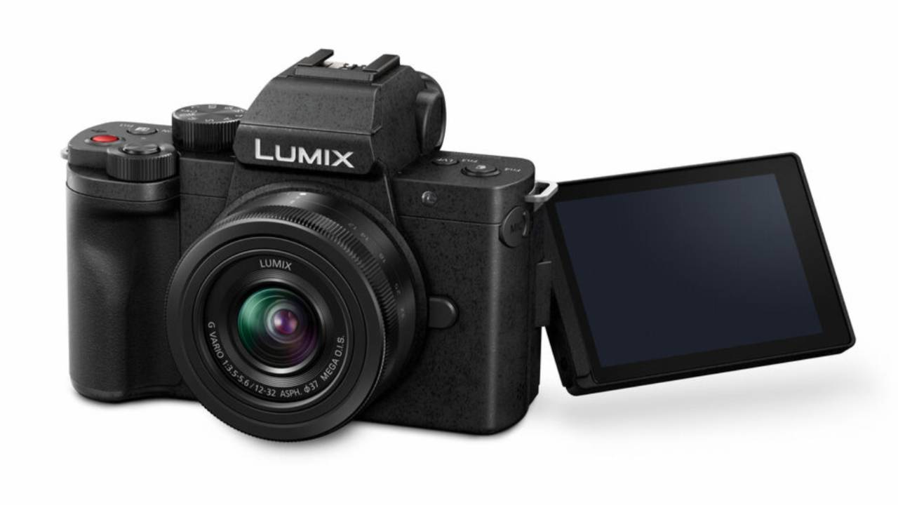 Panasonic Lumix G100 promises spatial audio for vloggers