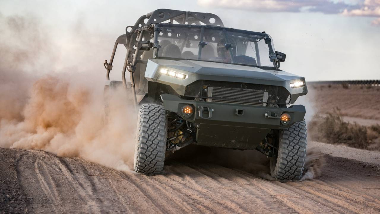 The US Army needed a new troop transport – This is what GM built