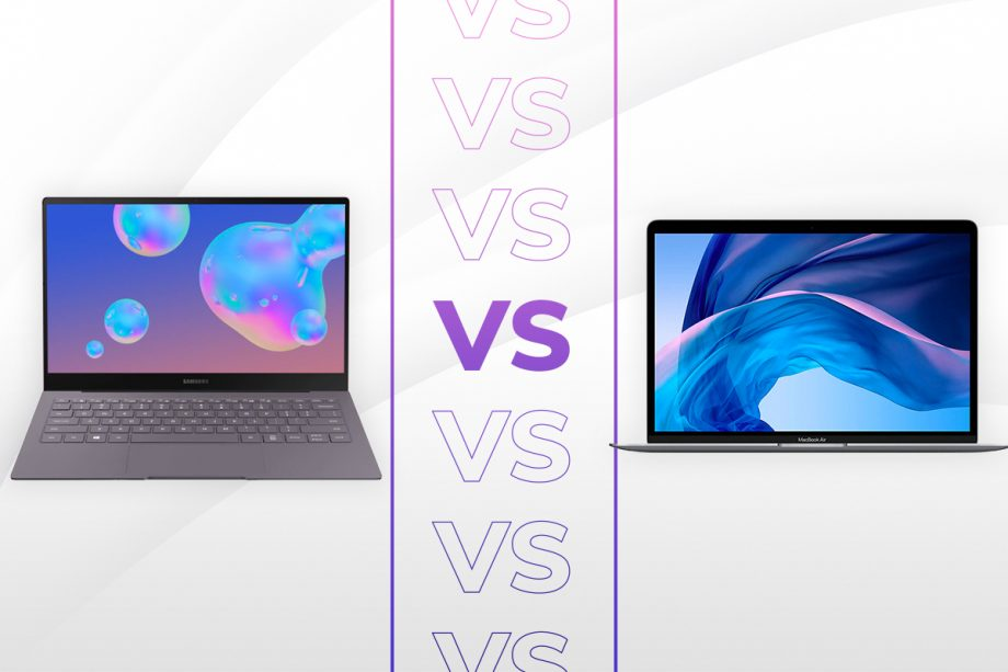 Samsung Galaxy Book S vs MacBook Air 2020: Which should you buy?