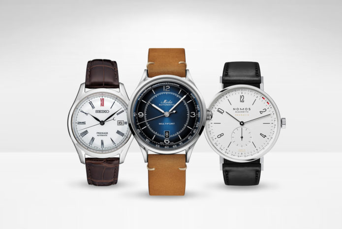 The Best Watches for New Grads
