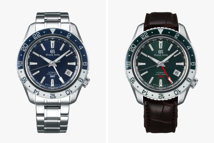 Rugged Features Abound in This High-End GMT Watch