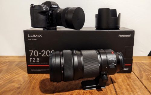 Panasonic Lumix S PRO 70-200mm F2.8 O.I.S. Review