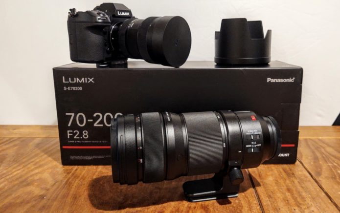 Panasonic Lumix S PRO 70-200mm F2.8 O.I.S. Review
