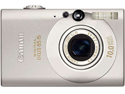 Canon PowerShot SD770 IS (Digital IXUS 85 IS) Camera