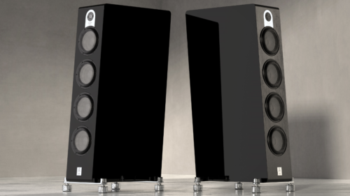 Marten's new Parker speakers use a fresh crossover topology and diamond tweeters