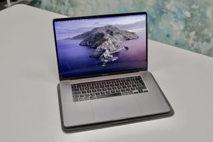 The 16-inch MacBook Pro just got a powerful AMD upgrade