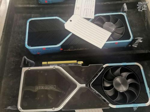 NVIDIA GeForce RTX 3080 leaked; GA102, 320-bit bus, 10 GB VRAM and 4,325 CUDA cores?