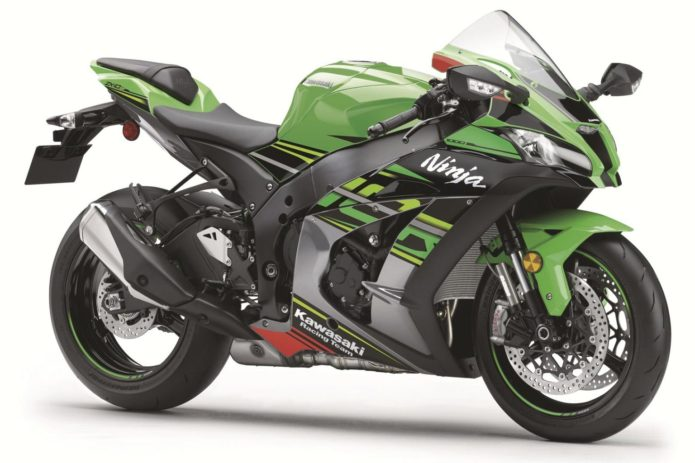 2019-2020 Kawasaki Ninja ZX-10R Recall: Possible Fire
