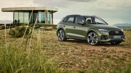 2021 Audi SQ5 TDI Arrives With Tweaked Face, Less Powerful Engine